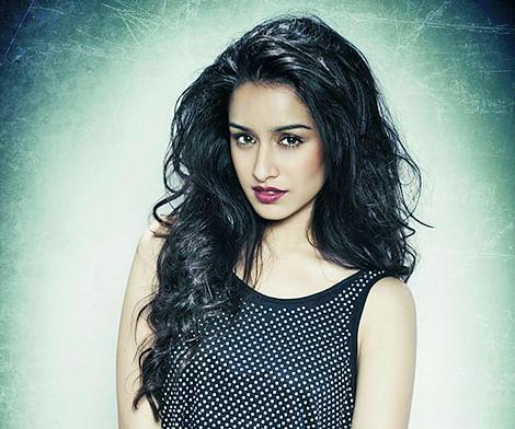 Tousled Temptation: Shraddha Kapoor