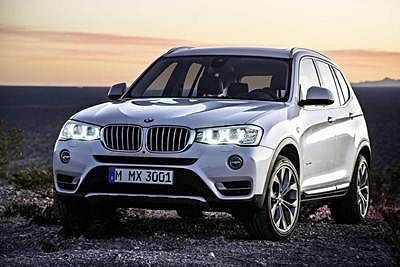 BMW launches new X3 priced up to Rs 49.9 lakh