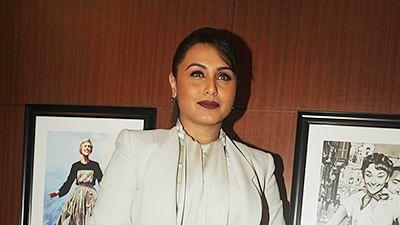Rani Mukerji to star in 'Mrs. Chatterjee vs Norway'