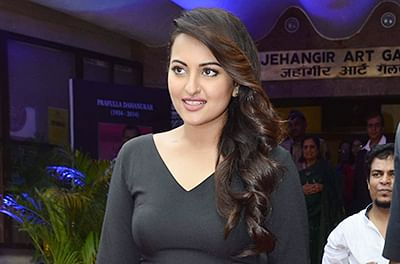 I don't get inspired by anyone: Sonakshi