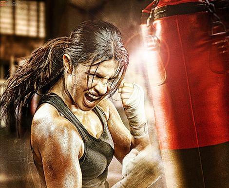 When Manali was shut down for MARY KOM