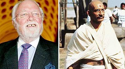 Bollywood remembers GANDHI's maker