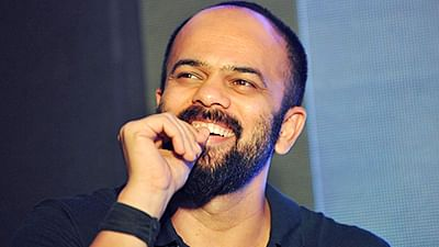 Film director Rohit Shetty
