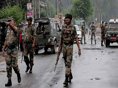 Four injured in Pakistan firing in Jammu
