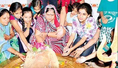Celebrations mark Hartalika Teej