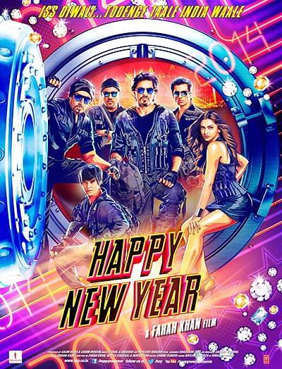 'Happy New Year' trailer talk of B-Town