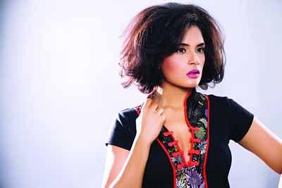 Name-dropping upsets Richa Chadha