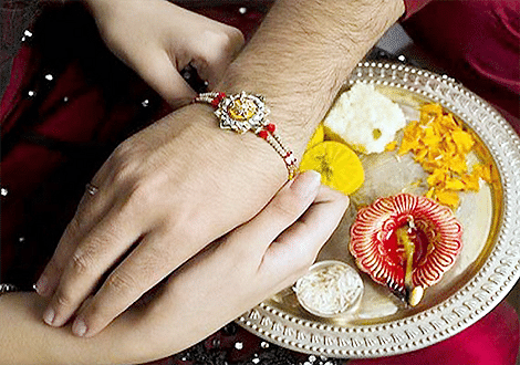 Rakhis are now better bought and sent online