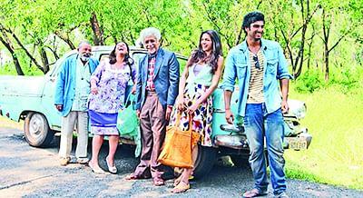 English, Hinglish: Indian  filmmakers get experimental