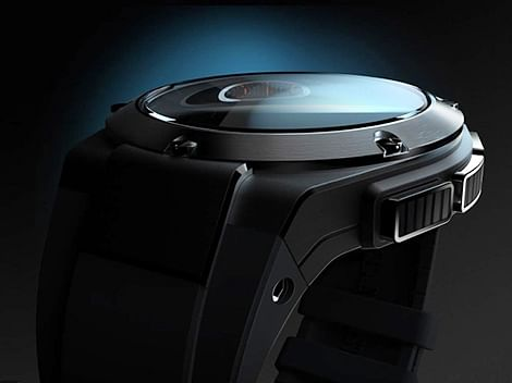 HP to launch luxury smartwatch