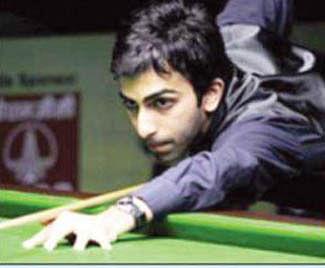 India pocket gold, silver  in World Team Billiards