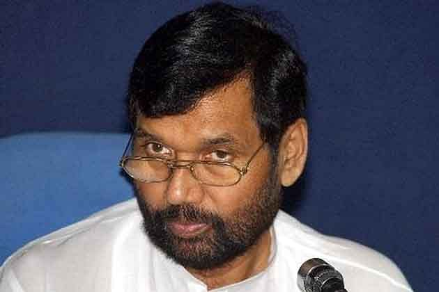 Now, Paswan too wants a  share in the Mahayuti pie