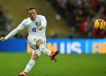 Man U's Wayne Rooney named England captain
