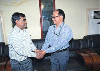 PM's Shram Shree Award for NTPC Vindhyachal's M S Mourya