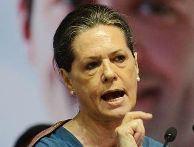 NDA Govt. is a failure: Sonia Gandhi
