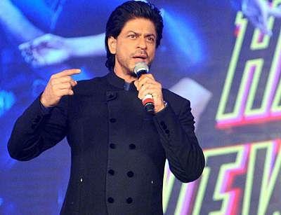 SRK becomes Interpol's Ambassador of 'Turn Back Crime' campaign