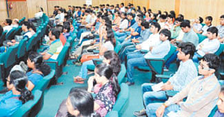 38% girl students in IPM batch this year