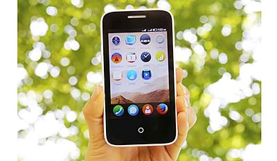 A smartphone priced below Rs 2000