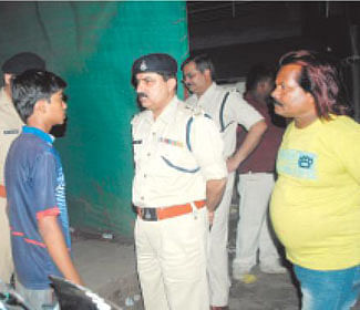Vishnu Ustad murder accused shot