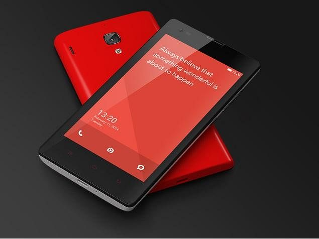 Xiaomi to launch Redmi 1S next month for Rs 5,999
