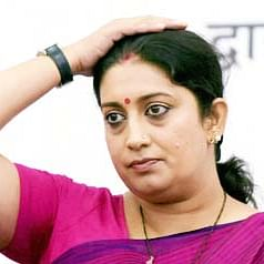 You cannot misbehave with woman: Smriti Irani on Azam Khan's remark