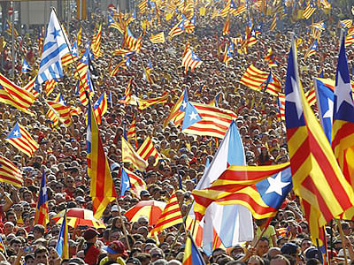 Now, Spain's Catalonia seeks referendum