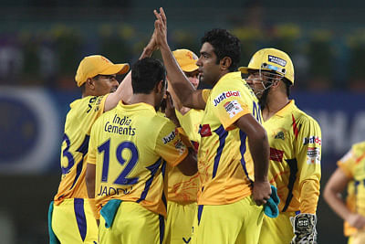 KKR take on CSK in clash of titans