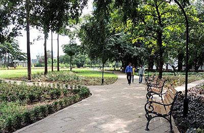 Citizens can enjoy gardens now 24x7 in Mumbai