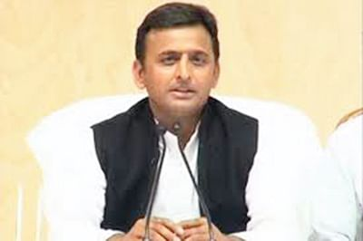 Akhilesh off to Netherlands  as state faces power crisis