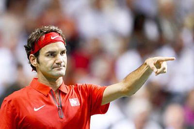 I'm coming, says ROGER