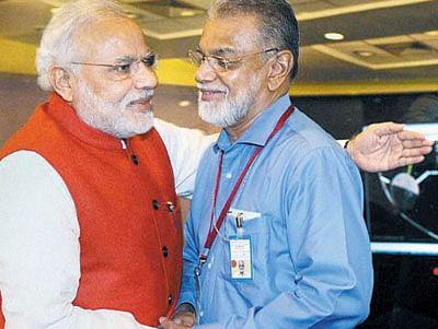 Indian spacecraft wins Asia's Mars race