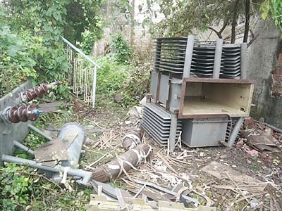 Forget power theft, in Vasai transformers are being stolen