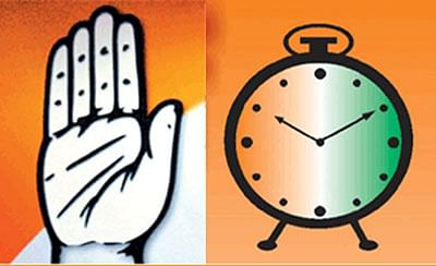 Congress-NCP stalemate on