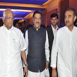 Congress, NCP to raise economic 'decline' and joblessness