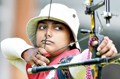 Deepika Kumari finishes 8th, qualifies for elimination round