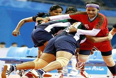 Indian Women Kabaddi