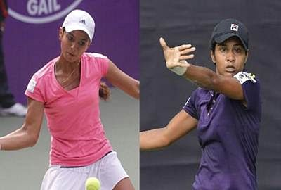 Indian Women Tennis