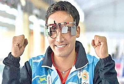 Jitu Rai wins bronze in shooting World Cup