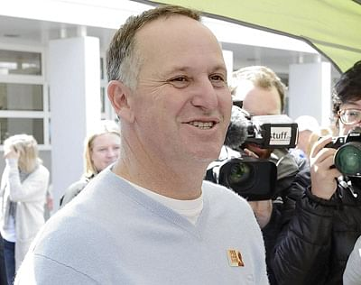 NZ PM wins 3rd term in office