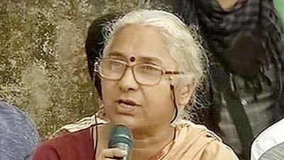 Medha Patkar on 'satyagraha' to seek rehab of flood-affected in Madhya Pradesh