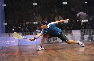 Saurav Ghosal in squash final, bronze for Dipika Pallikal