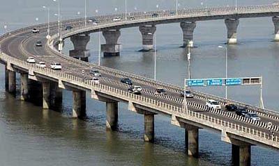 Mumbai: Covid lockdowns take a toll on Versova-Bandra Sealink project work