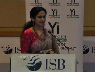 Elico CFO Vanitha Datla named Telangana CII chairperson