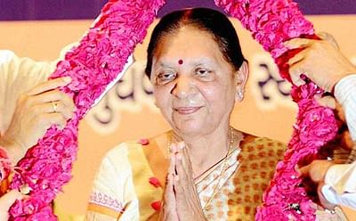 PRESSURE ON ANANDIBEN TO DO A MODI?