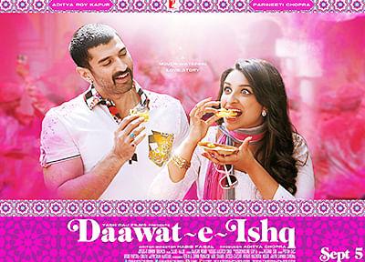 'Daawat-E-Ishq'  celebrates love  and food