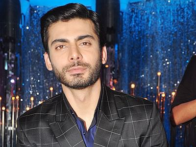 My wife isn't insecure about me: Fawad Khan