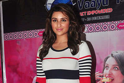 Why Parineeti doesn't like being called bubbly…