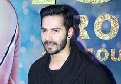 Varun injured on sets of ABCD 2