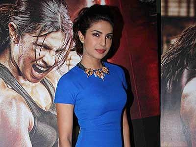 Did not imitate Mary Kom: Priyanka Chopra