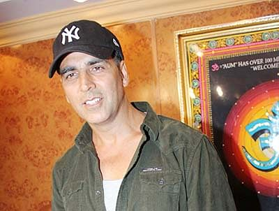 'I DON'T FIND DIFFICULTY'… … Says actor Akshay Kumar on doing four-five movies year!.